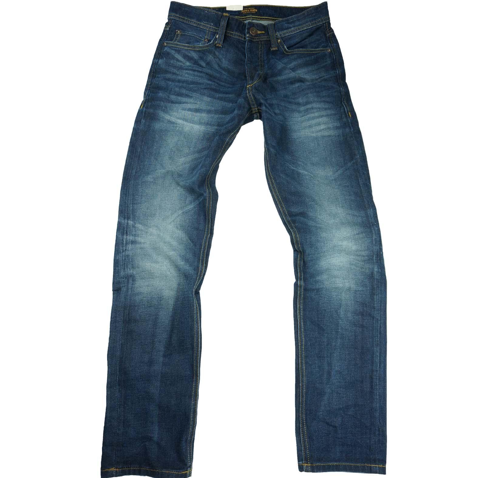 jack jones jeans jj mike ge 201 core loose fit men herren hose star. Black Bedroom Furniture Sets. Home Design Ideas
