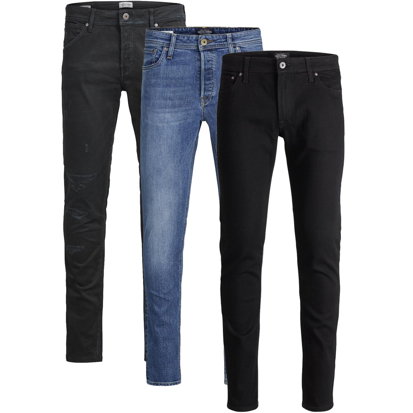 Jack   Jones Jeans Herren LIAM 692 Glenn 361 Tim 654 Slim FIT ... fc70011391